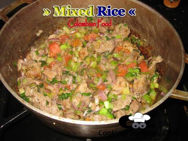 Best Mixed Rice Colombian Food Recipes